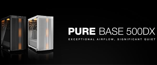 Pure Base 500DX Intro