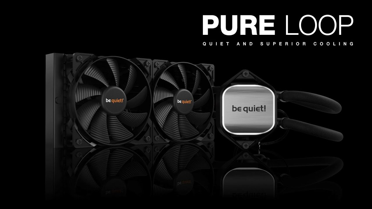 Pure Loop 240mm intro